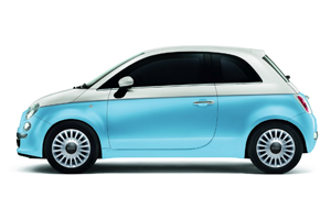FIAT 500 (EBMR) - Special Cars