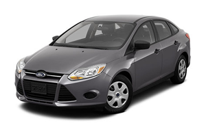 FORD FOCUS 4D