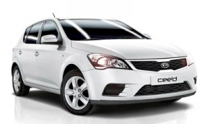 KIA CEED AUTO (CDAR) - Medium