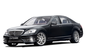 MERCEDES S350 CLASS LONG (XDAR) - Special Cars