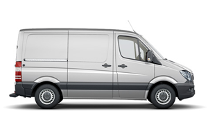 Rent a Car in MERCEDES SPRINTER