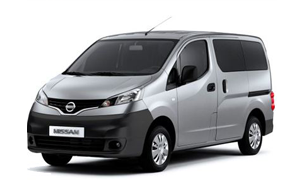 Rent a Car in NISSAN EVALIA