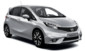 NISSAN NOTE 3DOORS