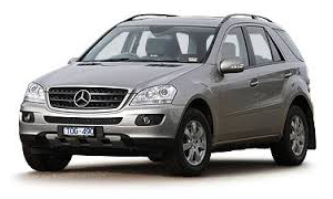 MERCEDES ML350 AUTO (LFAR) - 4 x 4 & SUV