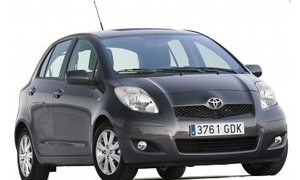 TOYOTA YARIS NON A/C