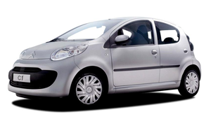 Rent a Car in CITROEN C1