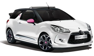 CITROEN DS3 OPEN TOP