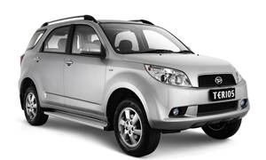 Rent a Car in DAIHATSU TERIOS