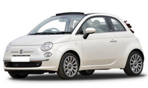 Rent a Car in FIAT 500