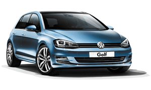 VOLKSWAGEN GOLF AUTO (CDAR) - Medium