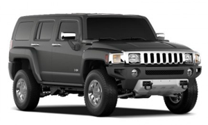 HUMMER H3 AUTO