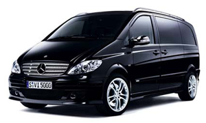 MERCEDES VIANO 6 SEATER