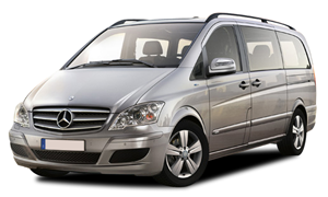 MERCEDES VIANO 8 SEATER