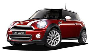 location de voiture mini cooper one rental deals. Black Bedroom Furniture Sets. Home Design Ideas