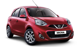 Rent a Car in NISSAN MICRA