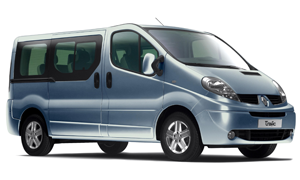 RENAULT TRAFIC 9SEATER AUTO DIESEL