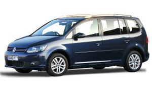 VOLKSWAGEN TOURAN 7SEATER (SVMR) - Mini Van