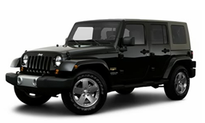 JEEP WRANGLER UNLIMITED 2.8 DIESEL AUTO