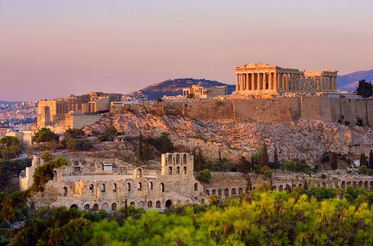 Rent a Car in Athens
