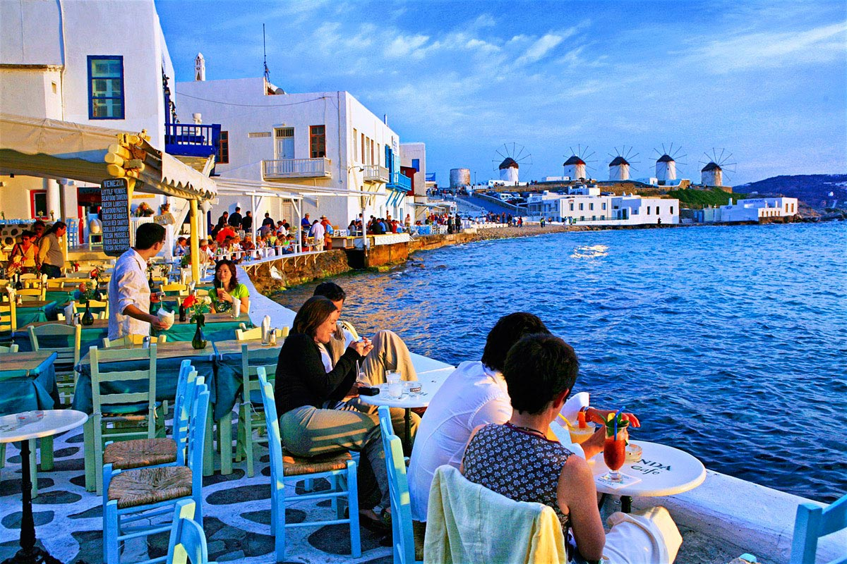 Rent a Car in Mykonos